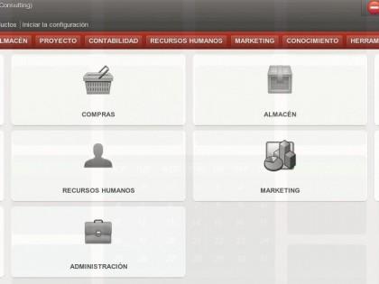 Implementación OpenERP – Iuni Consulting