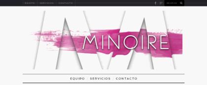 Desarrollo y Diseño Web – Minoire