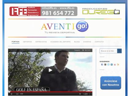 Revista Online – Aventi GO