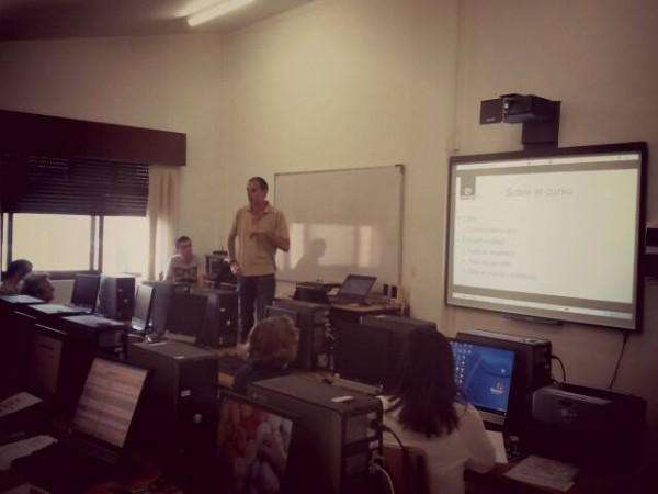 Formacion Profesorado Galicia OpenERP – Xunta de Galicia