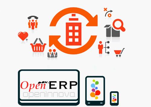 Sistema de Gestión OpenERP – Alos Industrial