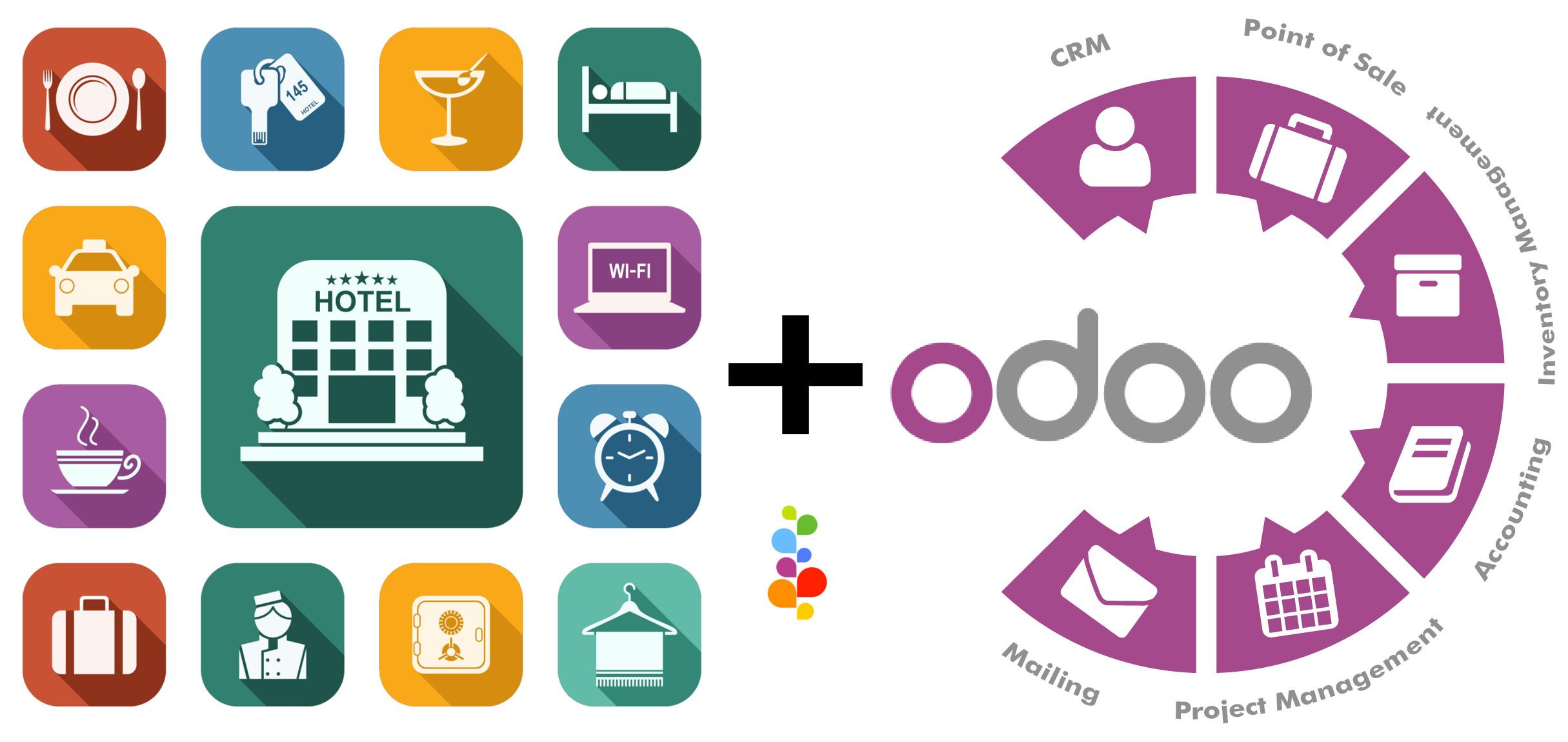 Odoo programa de gestion hotelera openinnova for Programa para amueblar habitaciones