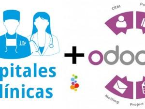 Odoo, Software Gestión Sanitaria Clínica y Hospital