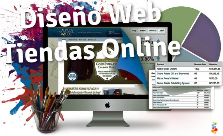2085e3da0 El Diseño Web Tienda Online aporta a las empresas – negocios un nuevo y  fabuloso canal de venta para dar a conocer sus productos y aumentar sus  beneficios.