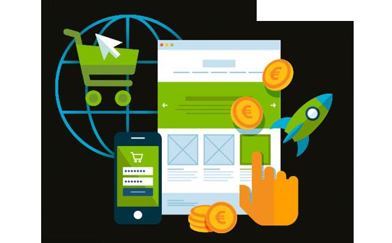 tienda online comercio electronico diseno web galicia
