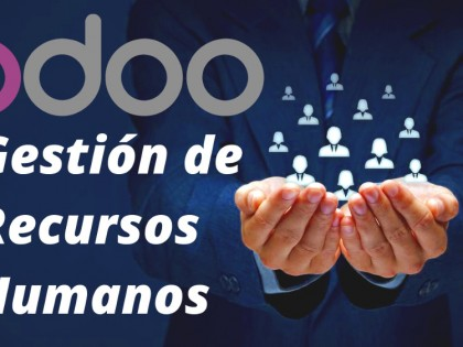 Odoo, Software Gestión Recursos Humanos Open Source
