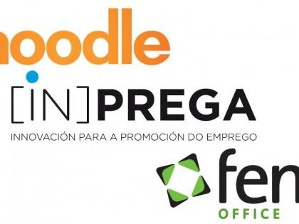 Moodle Elearning y FengOffice Proyectos – Inprega