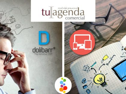 Dolibarr Gestión  y Diseño Web – TuAgendaComercial