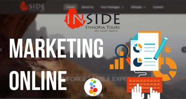 Plan de Marketing Online – Inside Ethiopia Tours