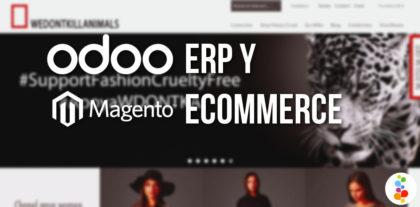 Odoo ERP y Magento Ecommerce – We Don't Kill Animals