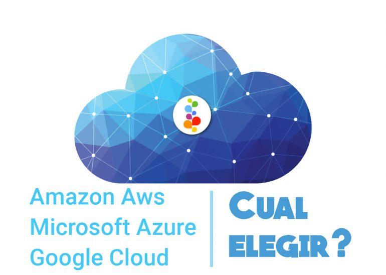 Amazon Aws vs Microsoft Azure vs Google Cloud Openinnova