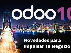 Odoo 10 ERP CRM Español para Impulsar tu Negocio