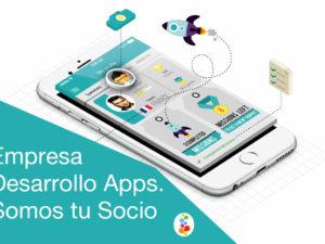 Empresa Desarrollo Apps. Somos tu Socio