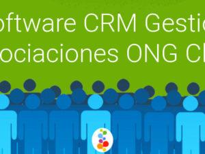 Odoo Software CRM Gestión Miembros Asociaciones