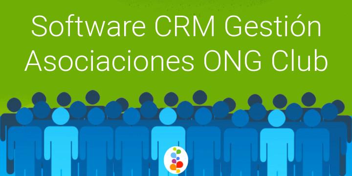Odoo Software CRM Gestión Miembros