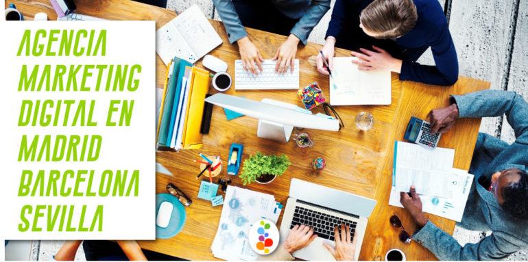 Agencia Marketing Digital en Madrid Barcelona Sevilla Openinnova