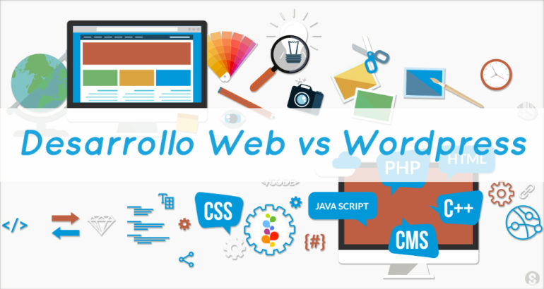 Desarrollo Web a Medida vs CMS como WordPress Openinnova