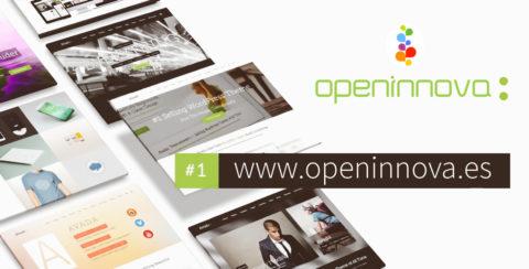 Diseño Web para Pymes Empresas de Éxito Openinnova