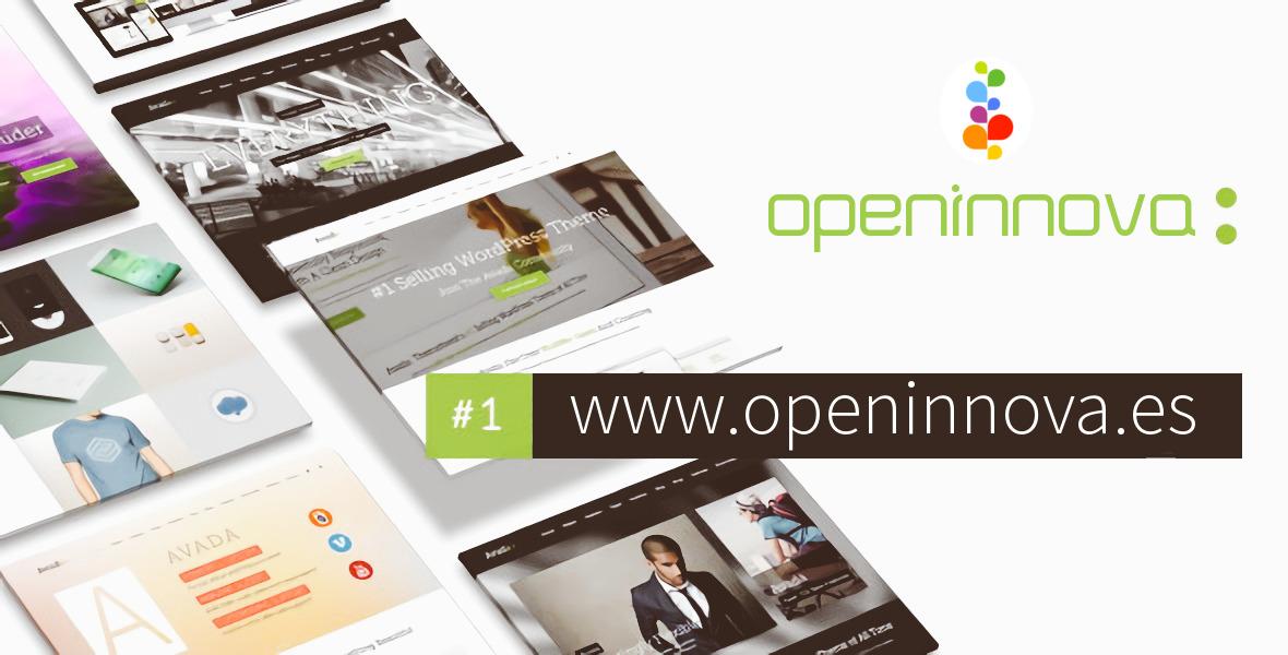Dise o web para pymes empresas de xito openinnova - Empresas de diseno ...