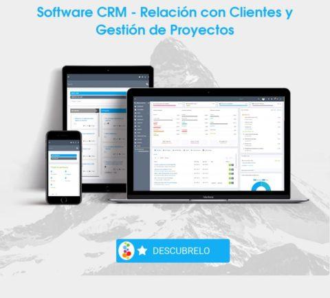 Software CRM - Relación con Clientes y Gestión de Proyectos Openinnova
