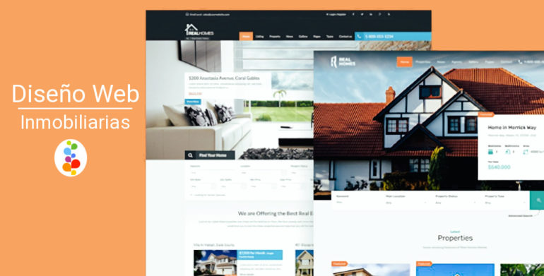 Diseño Web para Inmobiliarias Openinnova
