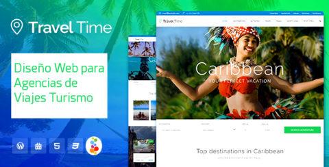 Diseño Web para agencias de viajes turismo Openinnova