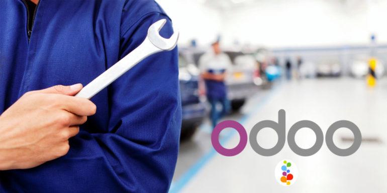Odoo Software Taller Mecánico Openinnova
