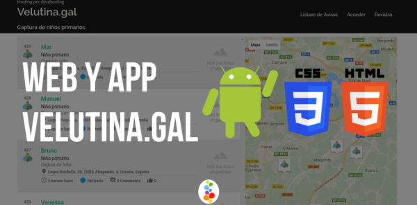 Web y App Velutina.gal – Ayuntamiento Abegondo