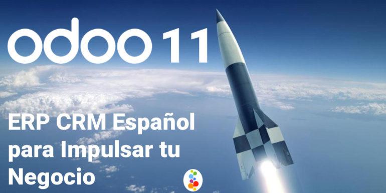 Odoo 11 ERP CRM Español para Impulsar tu Negocio Openinnova