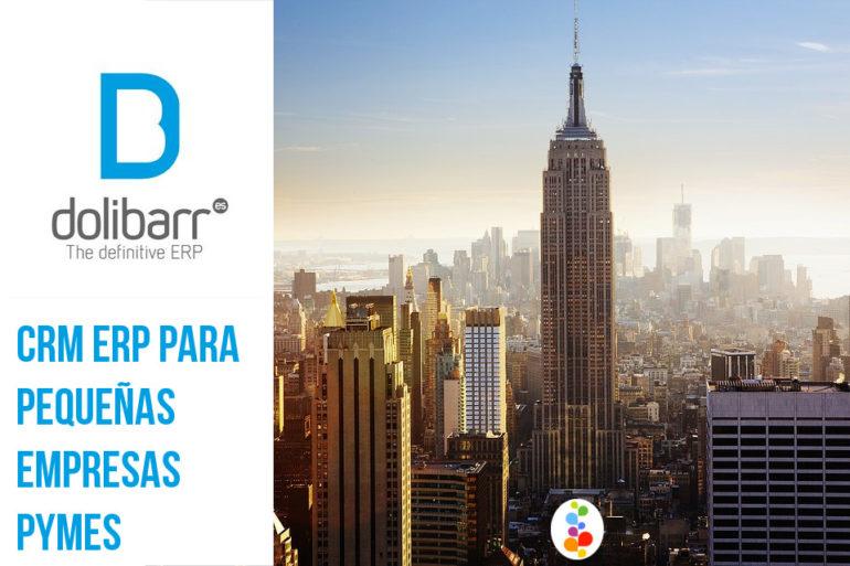Dolibarr CRM ERP para Pequeñas Empresas Pymes Openinnova
