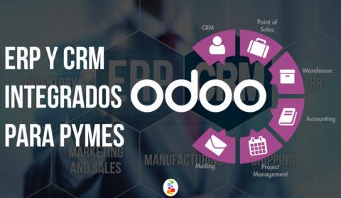 Odoo ERP y CRM Integrados para Pymes Openinnova