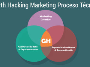 Growth Hacking Marketing Proceso Técnicas