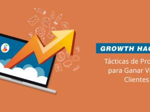 Growth Hacking Tácticas de Producto para Ganar Visitas Clientes