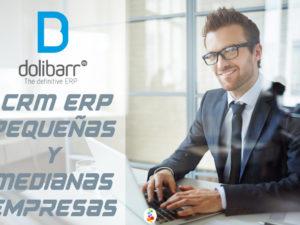 Dolibarr CRM ERP Pequeñas y Medianas Empresas