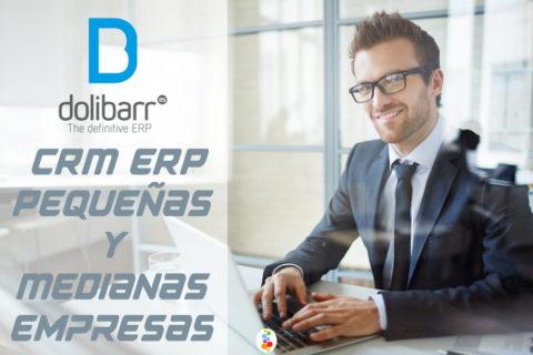 Dolibarr CRM ERP Pequeñas y Medianas Empresas Openinnova