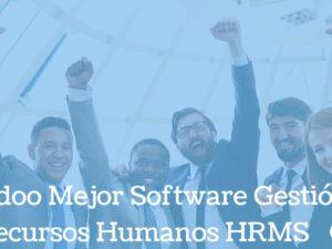 Odoo Mejor Software Gestión Recursos Humanos HRMS