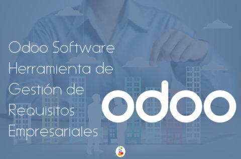 Odoo Software Herramienta de Gestión de Requisitos Empresariales