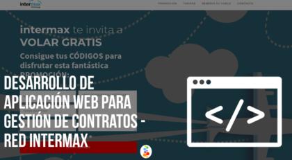 Desarrollo de Aplicación Web para Gestión de Contratos – Red Intermax