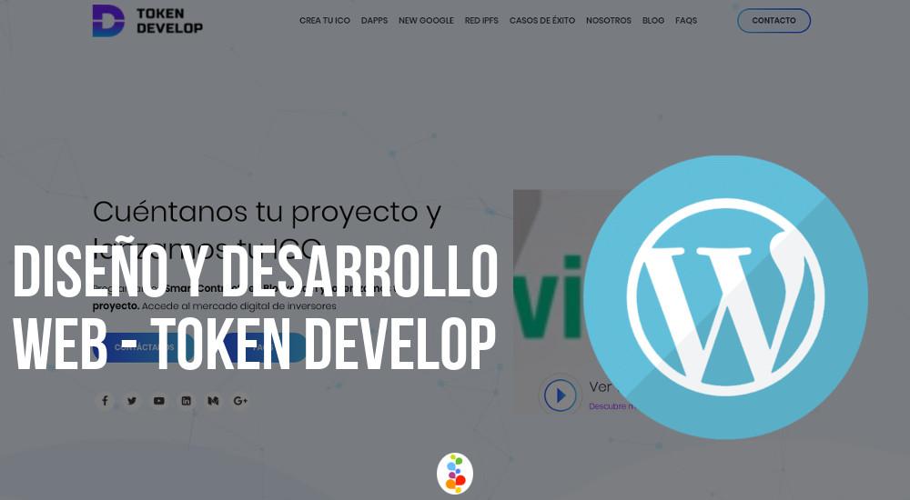 Diseño y Desarrollo Web - Token Develop
