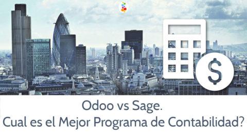 Odoo vs Sage. Cual es el Mejor Programa de Contabilidad? Openinnova