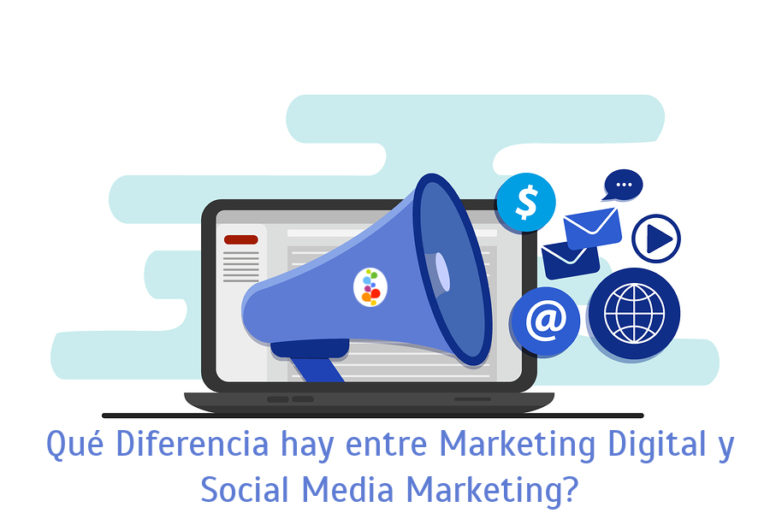 Qué Diferencia hay entre Marketing Digital y Social Media Marketing? Openinnova