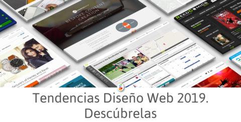Tendencias Diseño Web 2019. Descúbrelas Openinnova