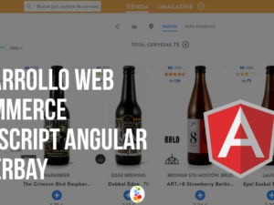 Desarrollo Web Ecommerce Javascript Angular – Beerbay