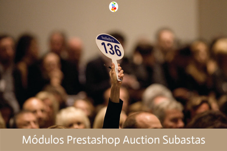 Módulos Prestashop Auction Subastas Openinnova