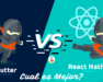 Flutter vs React Native Español. Cual es Mejor? Openinnova