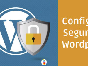 Configurar Seguridad WordPress. Descúbrelo