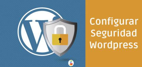 Configurar Seguridad Wordpress. Descúbrelo Openinnova