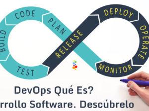 DevOps Qué Es? Desarrollo Software. Descúbrelo