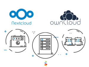 Nextcloud vs ownCloud. Español. ¿Cual Elegir?