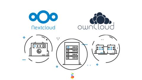 Nextcloud vs ownCloud. Español. ¿Cual Elegir? Openinnova